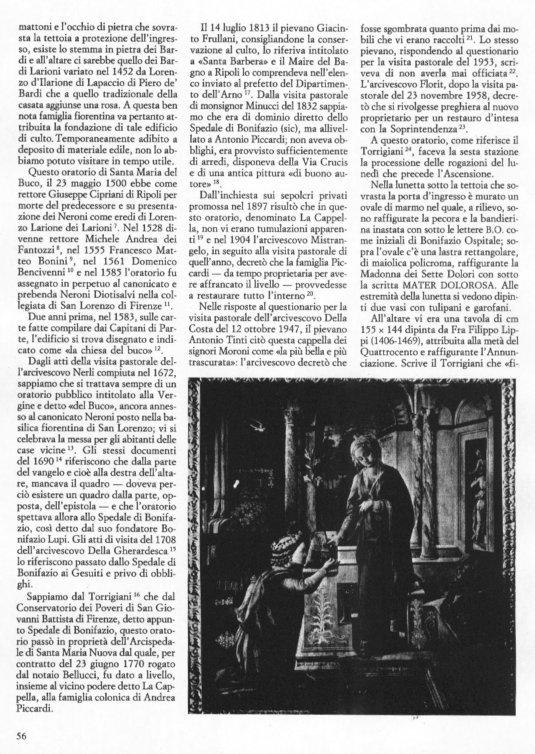 Storia Dei Piccardi Di Firenze