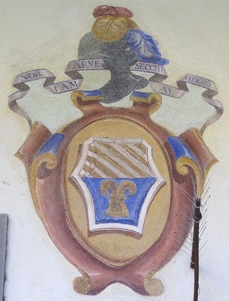 Poiche  erano i Carnesecchi di Pasquino ad avere le sepolture in San  Francesco dovrebbe voler dire che nel 1850 qualcuno di loro era ancora vivo c7dff521311