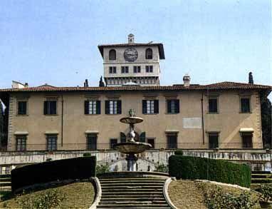 Residenza Universitaria Villa Ximenes Roma